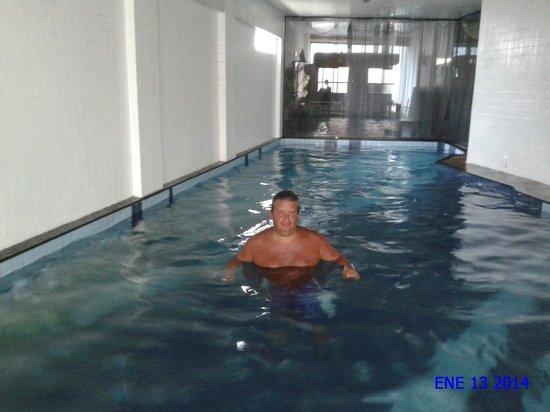 Camboriu Praia Hotel: Pileta-sauna. Mmmm