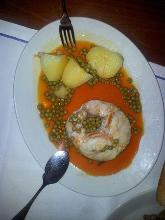 La Lanzada Cocina Gallega
