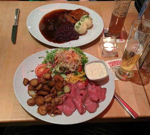 Rheinische Republik: Sauerbraten und Rostbeef