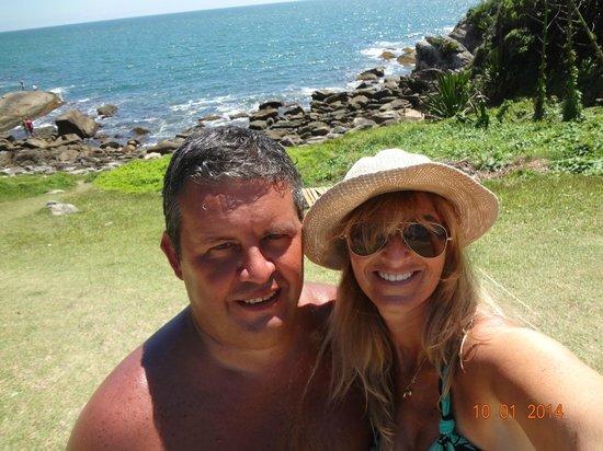 Camboriu Praia Hotel: Playa Sepultura. Espectacular!!!