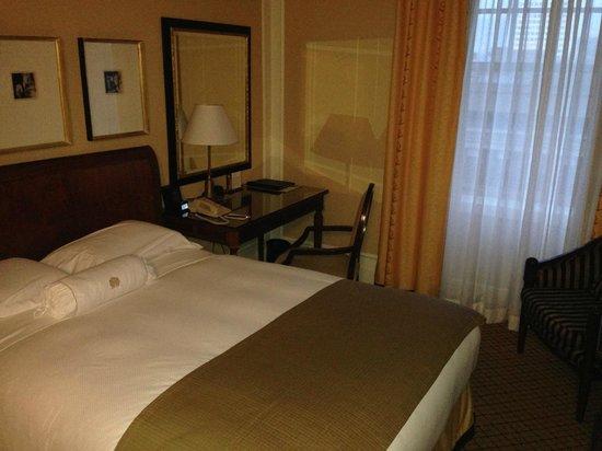 InterContinental Mark Hopkins San Francisco: Room 503
