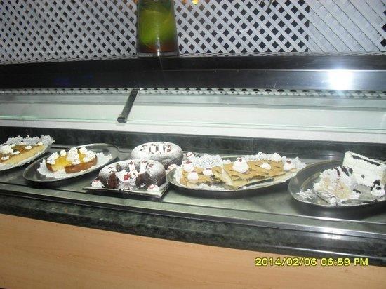 BelleVue Dominican Bay: sweets