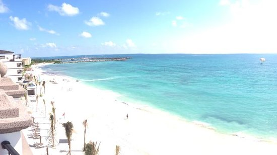 Grand Residences Riviera Cancun : Heavenly beach