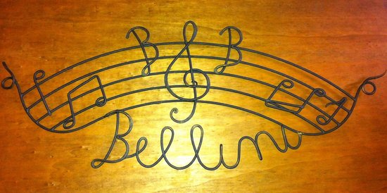 B&B Bellini : Logo