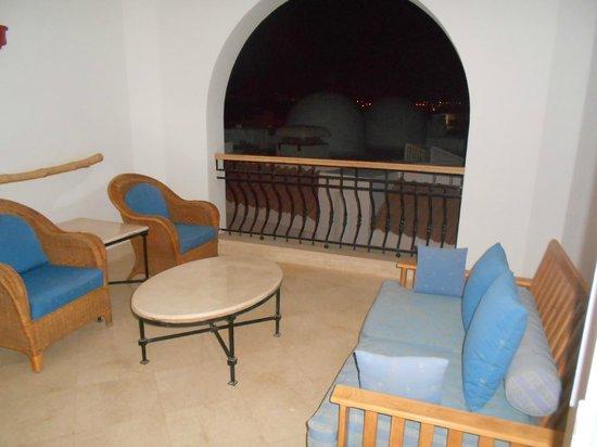 Savoy Sharm El Sheikh: Balcone camera