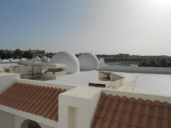 Savoy Sharm El Sheikh: Vista camere alte