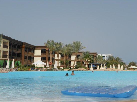 Savoy Sharm El Sheikh: Vista camere Basse