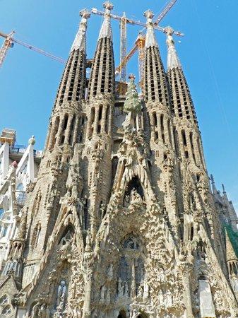 Sagrada Família : Basilica of the Sagrada Familia