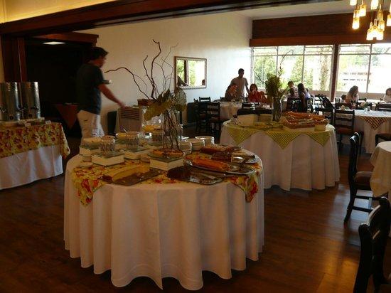 Grande Hotel Canela: Café da manha