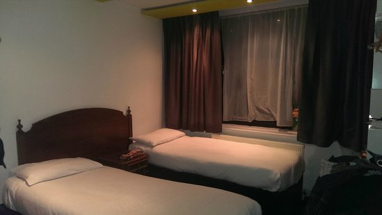 BEST WESTERN London Peckham Hotel: this is how the room looks like