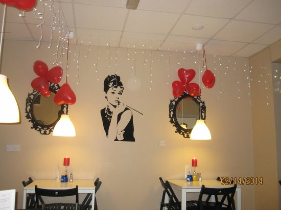 Cafe Zebra: Zebra Cafe, Cavan Town