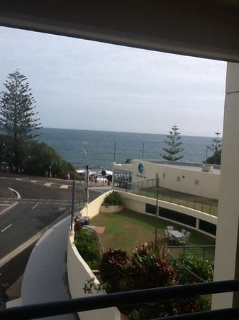 Mantra Mooloolaba Beach Resort : room with a view
