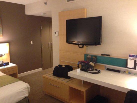 Delta Hotels par Marriott Montréal : Design simple et contemporain