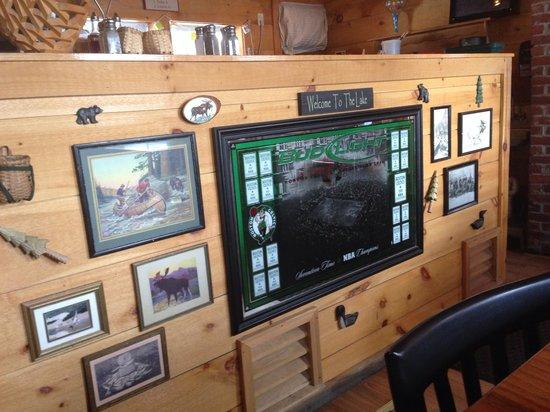 Stress Free Moose Pub & Cafe: More