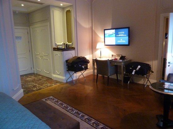 InterContinental Porto - Palacio das Cardosas: quartos comunicantes