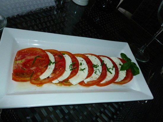 Hotel Bocas del Mar : Meal
