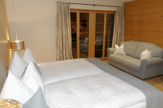 Aspen Alpin Lifestyle Hotel Grindelwald: Chambre 122