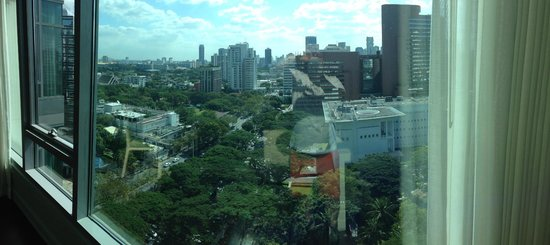 Oriental Residence Bangkok: the other view