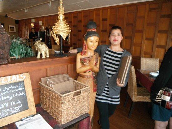 Thai Talay Restaurant: Accueil chaleureux