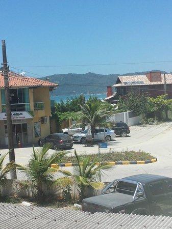 Pousada Aguas do Mariscal: Vista da Suíte Costa Verde Mar