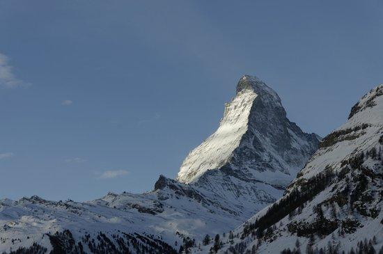 Alpenlodge: Vue depuis la chambre