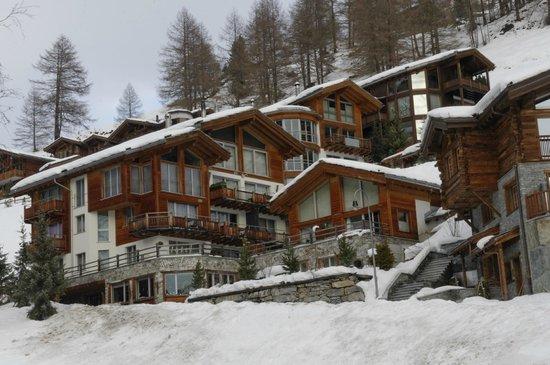 Alpenlodge: Hôtel