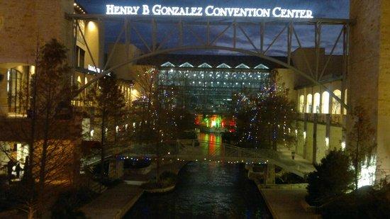 Grand Hyatt San Antonio : river walk