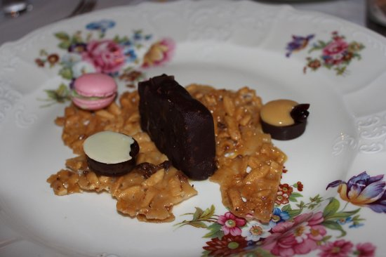 Eden Bistro: десерт
