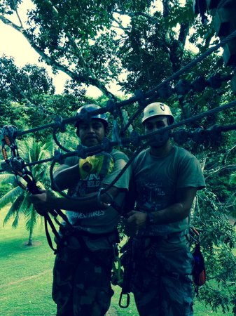 Bocawina Rainforest Resort & Adventures: Our guides