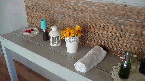 The Sanctuary Spa: Treatment room