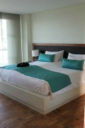Occidental Cartagena: Bedroom