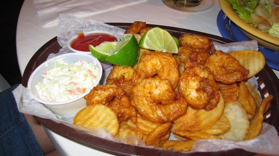 Mrs. Mac's Kitchen: Gambas