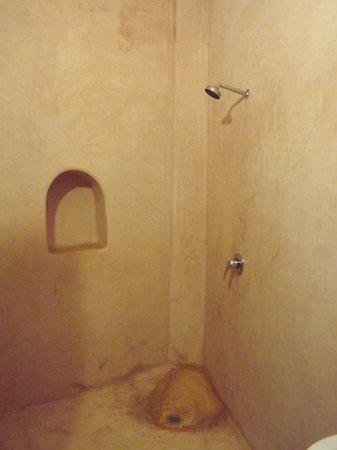 Riad BB Marrakech: clean and hot shower