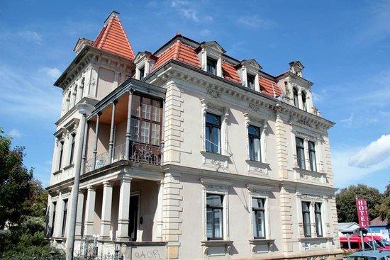 Hotel Kipping: Das Hotelgebäude