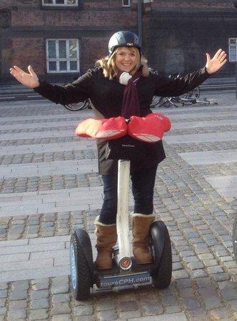 Segway Tours Copenhagen: addicted to Segway