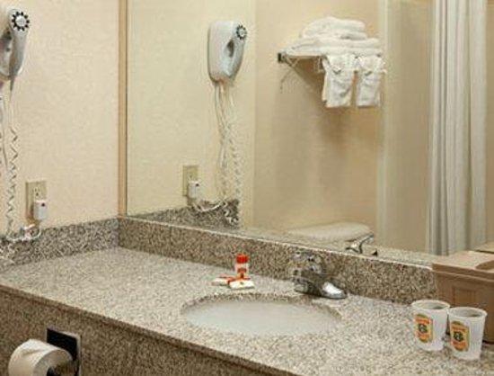 Super 8 St Robert Ft Leonard Wood Area: Bathroom