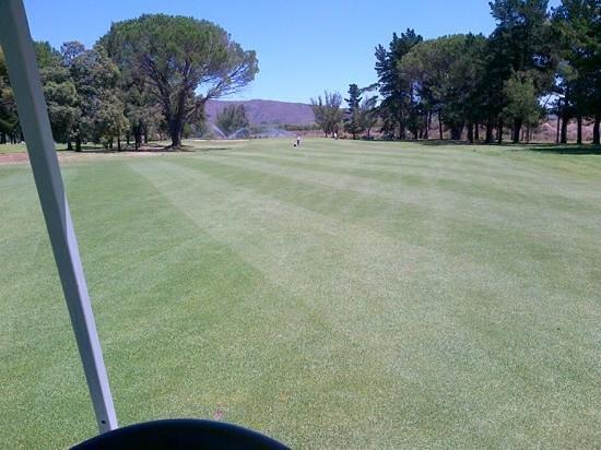 Devonvale Golf & Wine Estate: 12 hole