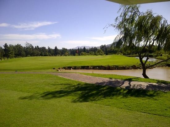 Devonvale Golf & Wine Estate: 4th hole