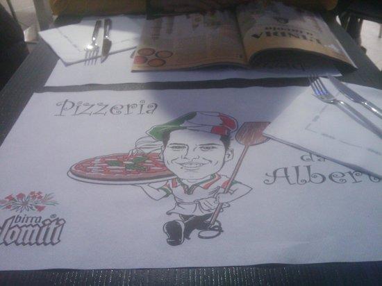 Pizzeria da Albert : 14-02-2014