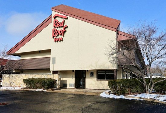 Red Roof Inn Detroit Plymouth