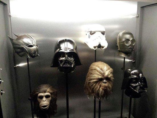 Musée national du cinéma (Turin) : Guerre stellari