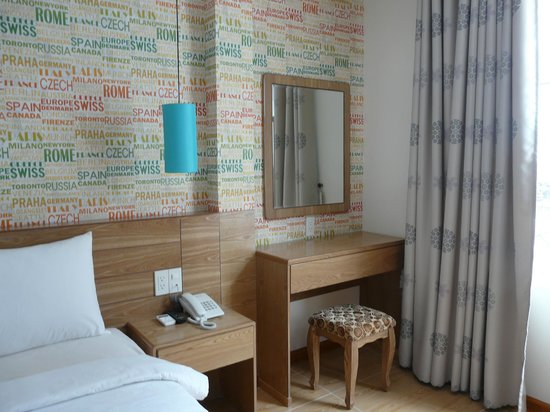Blue River Hotel: Zimmer 301, Blueriverhotel 4