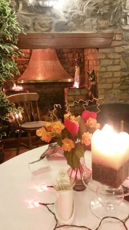 Inglenook Cafe & Restaurant: The Inglenook made the atmosphere really homely