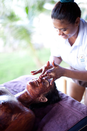 Yemaya Island Hideaway & Spa : Chocolate Therapy Massage at the Yemaya Wellness Spa