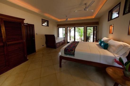 Yemaya Island Hideaway & Spa : Beautiful cabaña interior