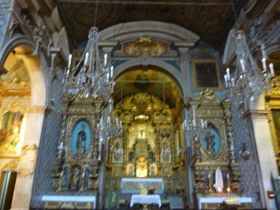Igreja de São Pedro : sao pedro interior