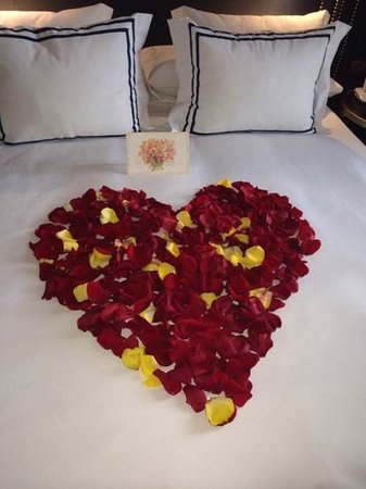 Only YOU Boutique Hotel Madrid : Valentine@Only You Hotel and Lounge Madrid