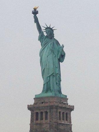 Estatua de la libertad: Statue