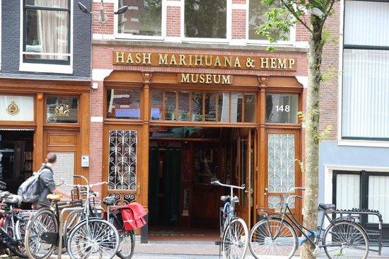 Novotel Amsterdam City : Interesting shops.