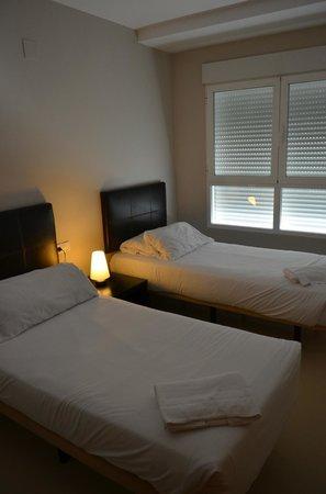 Valenciaflats Ciudad de las Ciencias: Habitación doble cama